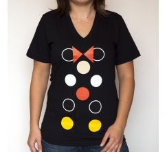 Adapt. Clothing Dottie V-neck